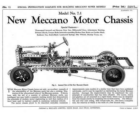 Motor Chassis (with accumulator