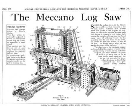Log Saw