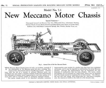 Motor Chassis (without accumulator)