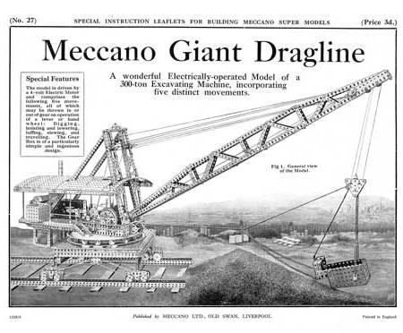 Giant Dragline