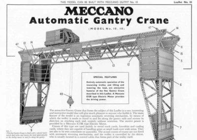 Automatic Gantry Crane