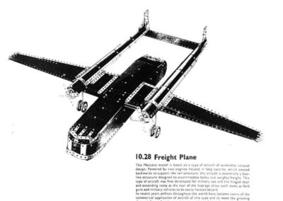 Freight Plane