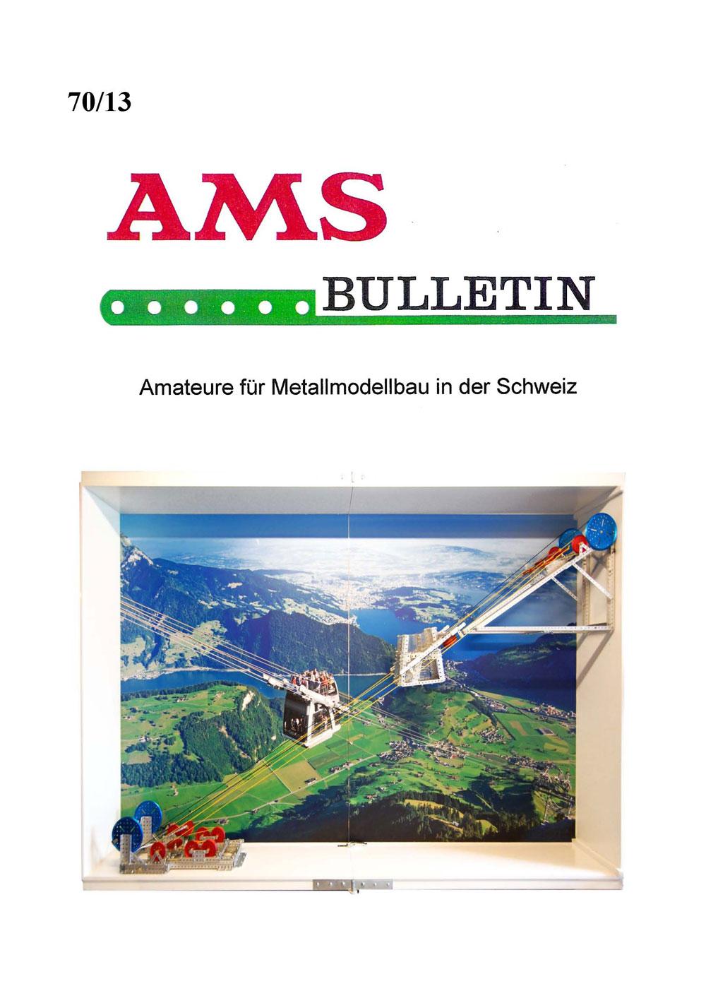 Bulletins Inhaltsverzeichnis | AMSclub