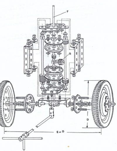 Kompasswagen No. 1
