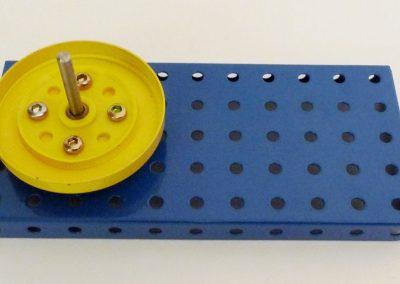 Variante Lager Grundplatte mit Untewrteil