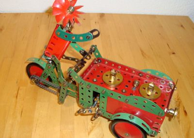 Glacewagen System Meccano