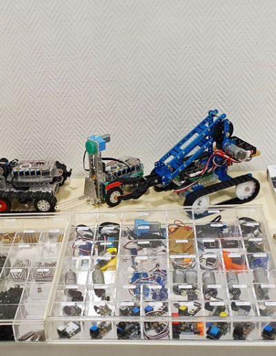 Robotik und 3D Druck