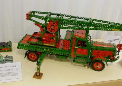 Feuerwehrauto Fritz Sommer