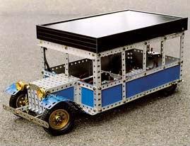 Solaromnibus seitlich