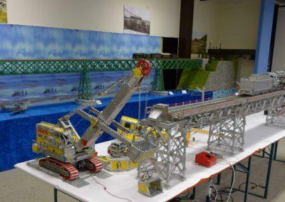 Diorama Brücke Hemmishofen