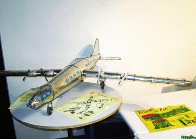 Transportflugzeug,  Jan Schurink