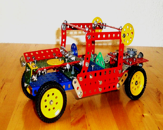 Strand Buggy