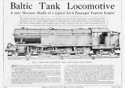 Baltic Tank Lokomotive