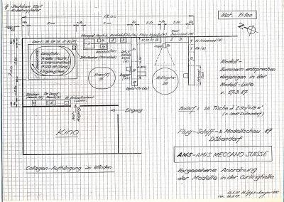 FSM 1987 Ausstellungsplan
