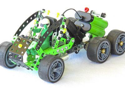 6x4-Maschine 1998