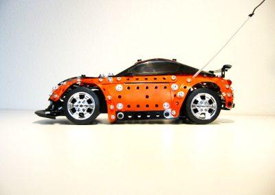 Cabrio mit Dach