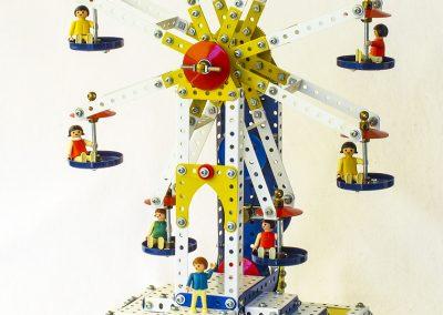 Mini-Riesenrad 2006