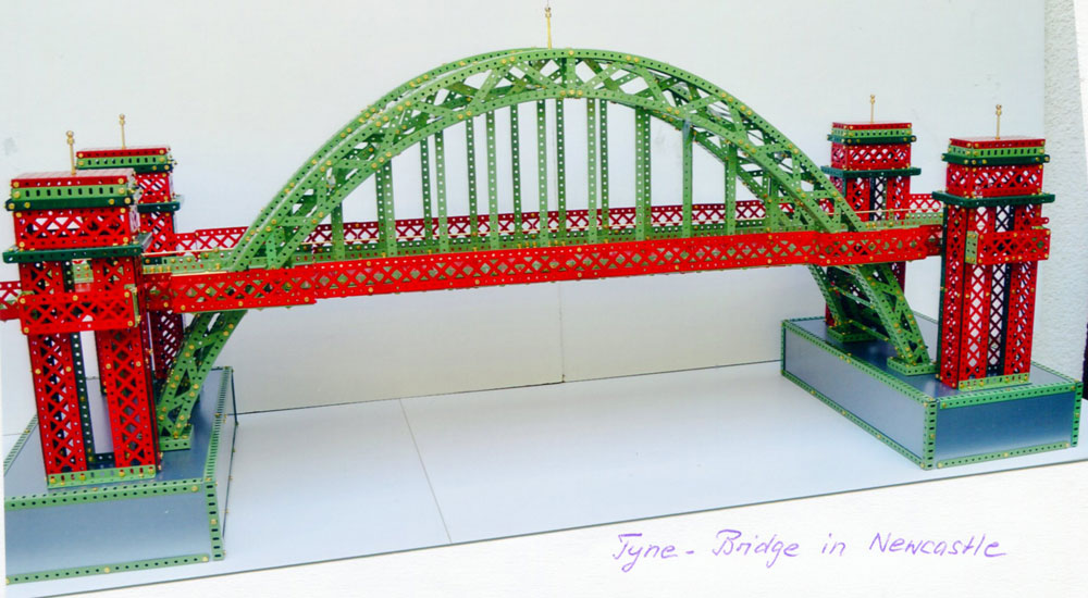 Tine Bridge Newcastle