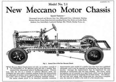 LSM1 Motorchassis