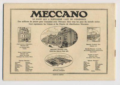 Meccano Baukasten