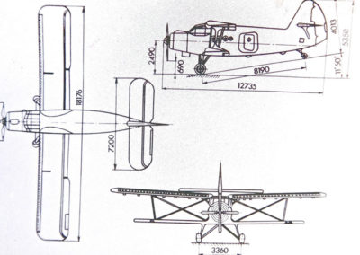 Bauplan Anatov-An2