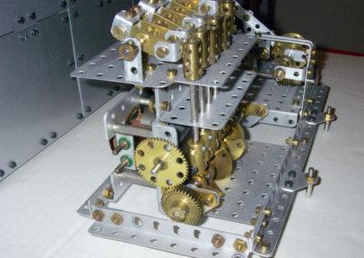 Bild 12 Dieselmotor