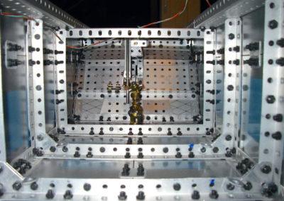 Bild 3  Gerüst des Schiffes