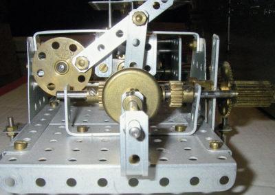 Bild 7  Automatisches Wendegetriebe
