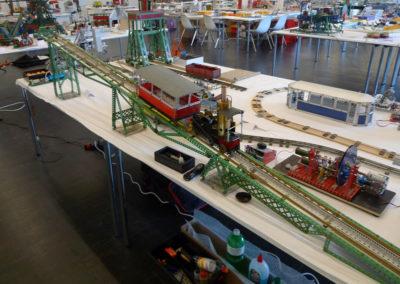Dampfzahnradbahn