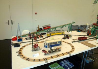 Einschienenbahn und andere Modelle