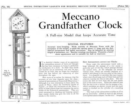 GrandfatherClock