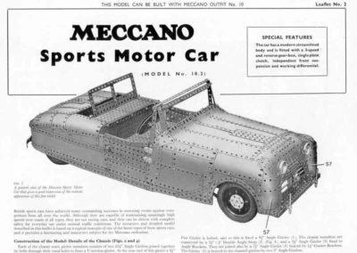 Sports Motor Car