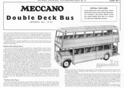 Double Deck Bus