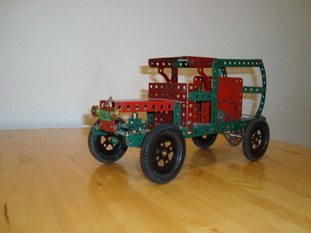 Meccano Modell 528