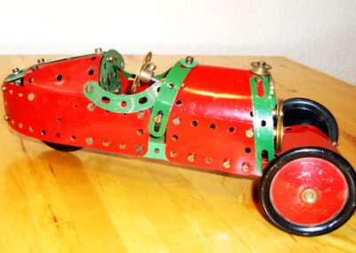 British Three Wheel Car