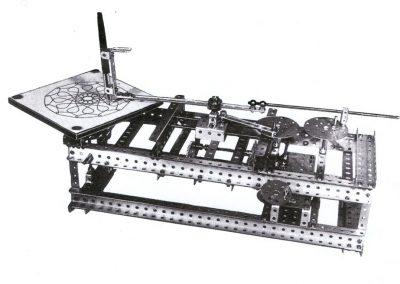 Bild 1 Zeichnungsmaschine