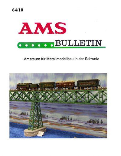 AMSclub Titelbild Bulletin 64/2010