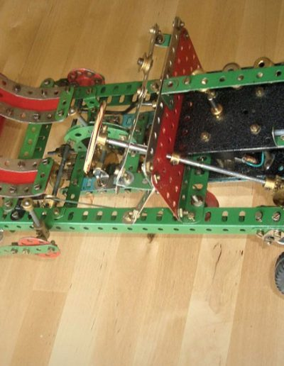 Motor Chassis