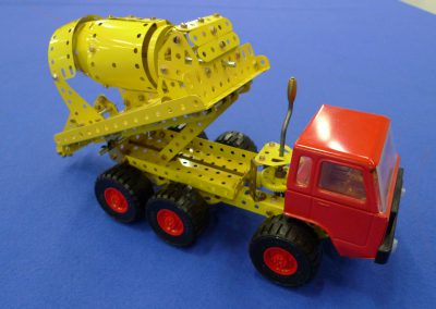 Zementtransporter