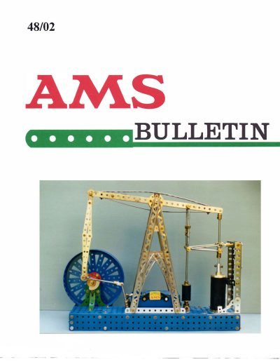 AMSclub Titelbild Bulletin 48/2002
