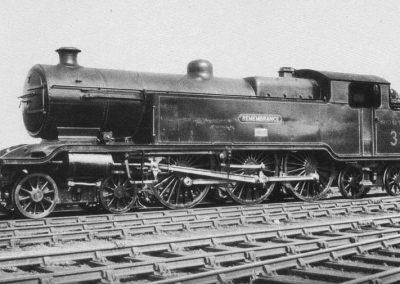 Vorbild bei der SR (Southern Railway)