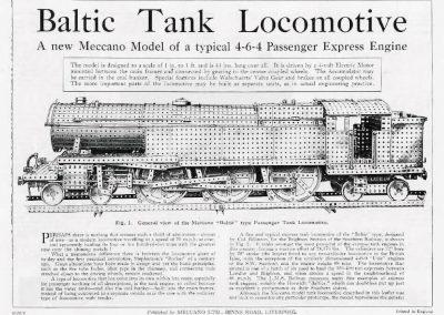 Baltic Tank Lokomotive