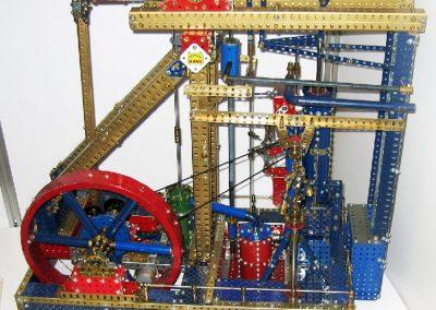 Expansions-Damofmaschine
