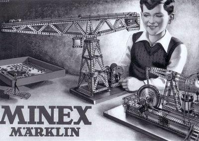 Minex-Märklin-Titelbild