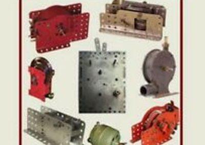 Meccano Motoren