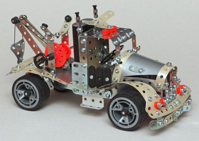 Abschleppwagenauch kleine Modelle können anspruchsvoll sein